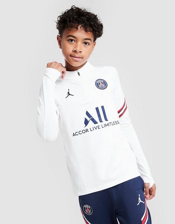 Jordan Paris Saint Germain Strike Drill Top Junior