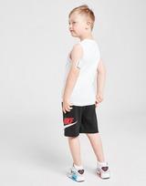 Nike Logo Tank Top/Shorts Set Bambino