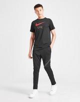 Nike Liverpool FC Club Short Sleeve T-Shirt Junior