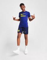 Nike Chelsea FC Club Short Sleeve T-Shirt Junior