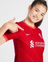 Nike Liverpool FC 2021/22 Match Home Shirt Junior