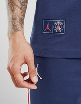 Jordan T-Shirt Paris Saint Germain Wordmark Homme