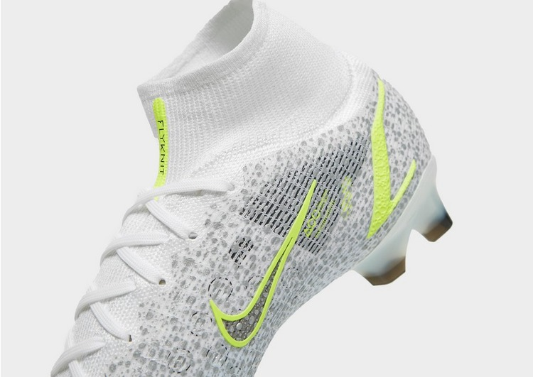 Nike Silver Safari Nike Mercurial Superfly 8 Elite FG