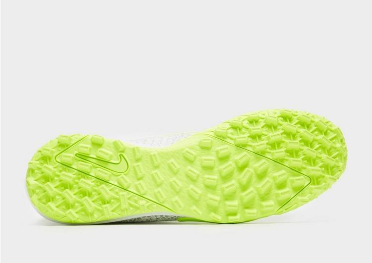 Nike Silver Safari Mercurial Superfly Academy TF
