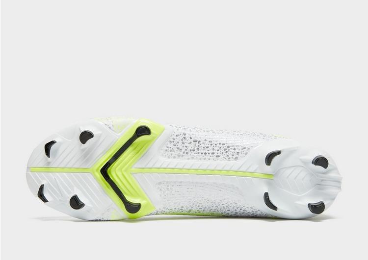 Nike Silver Safari Mercurial Vapor 14 Academy FG