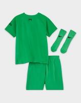 Nike Liverpool FC 2021/22 Home Goalkeeper Kit Infant