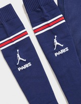 Jordan conjunto Paris Saint Germain 2021/22 1. ª equipación infantil