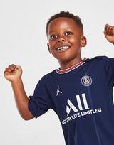 Jordan conjunto Paris Saint Germain 2021/22 1. ª equipación para bebé