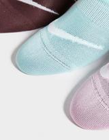 Nike 3-Pack Everyday Training Footie Socks