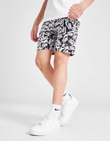 Nike Woven All Over Print Shorts Junior