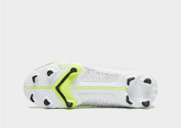 Nike Silver Safari Mercurial Vapor Academy FG Children