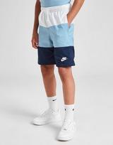 Nike Woven Colour Block Shorts Junior