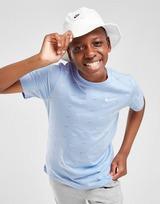 Nike Swoosh All Over Print T-Shirt Junior