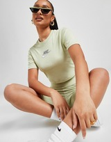 Nike Double Futura Slim Crop T-Shirt