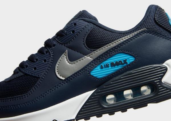 Acheter Bleu Nike Chaussure Nike Air Max 90 pour Homme