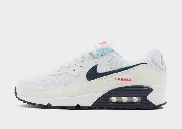 Acheter Blanc Nike Chaussure Nike Air Max 90 pour Homme