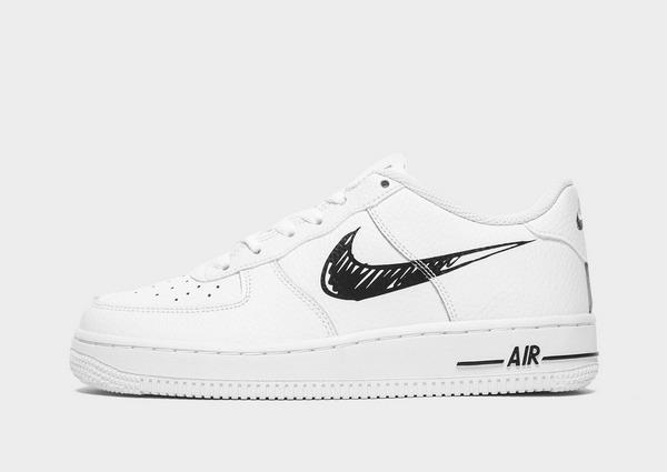 Acheter Blanc Nike Baskets Air Force 1 Low Junior