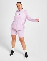 Nike Running Swoosh Plus Size 1/4 Zip Top