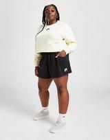 Nike Air Fleece Plus Size Shorts