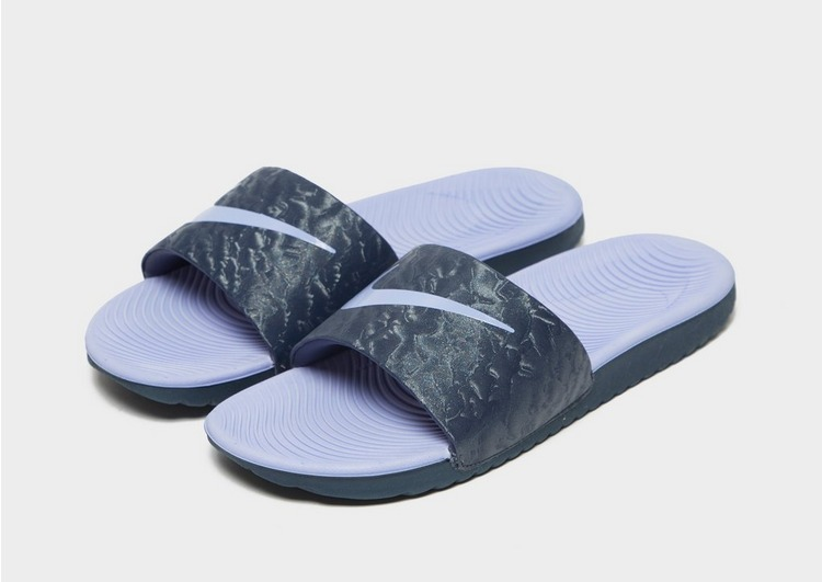 Nike Kawa Slides Junior