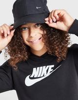 Nike Girls' Club French Terry Crop Hoodie Junior