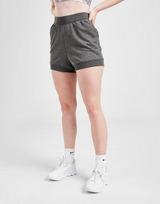 Nike Training Yoga French Terry Shorts