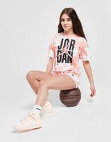 Jordan Girls' Tie Dye Shorts Junior