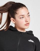 Nike Girls' Sportswear Club Full Zip Hoodie Junior