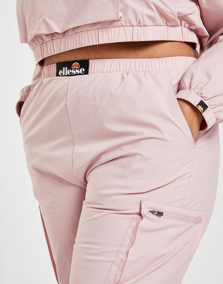 Ellesse Woven Badge Plus Size Cargo Pants