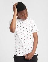 Fila Oskar All Over Print T-Shirt Junior