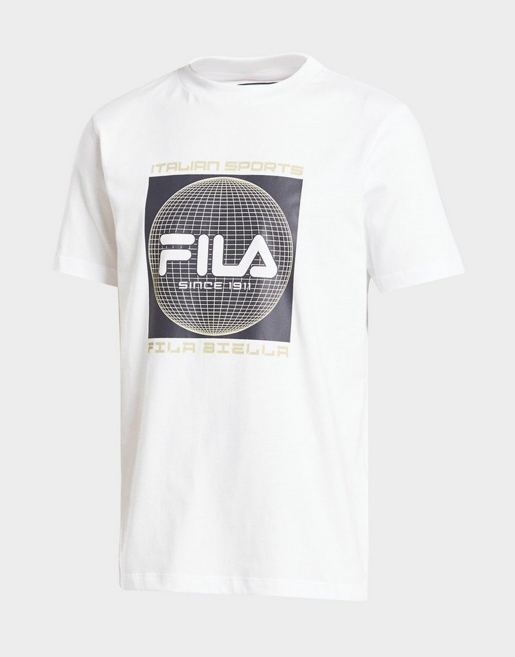 Fila Rexton Graphic T-Shirt Junior