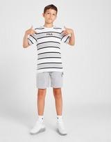 Fila Triple Stripe T-Shirt Junior