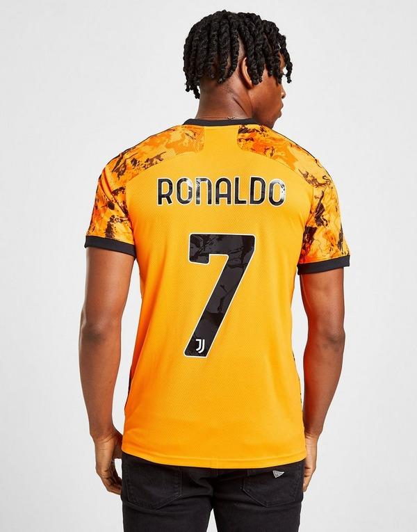 adidas juventus 2020 21 ronaldo 7 third shirt adidas