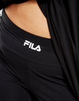Fila Pipe Panel Plus Size Cycle Shorts