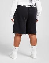 Fila Repeat Logo Plus Size Shorts