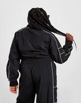 Fila Pipe Panel 1/4 Zip Plus Size Jacket