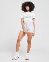 Levis High Waist Denim Shorts Women's