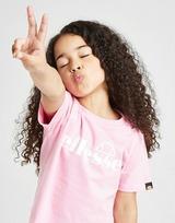Ellesse Girls' Virina T-Shirt/Cycle Shorts Set Children