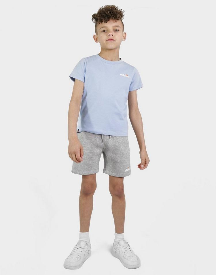 Ellesse Vela Core T-Shirt/Shorts Set Children