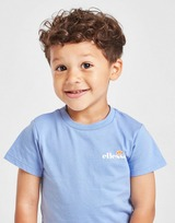 Ellesse Vela Core T-Shirt/Shorts Set Infant