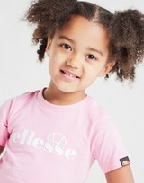 Ellesse Meisjes Virna T-shirt/Fietsbroek Set Baby's