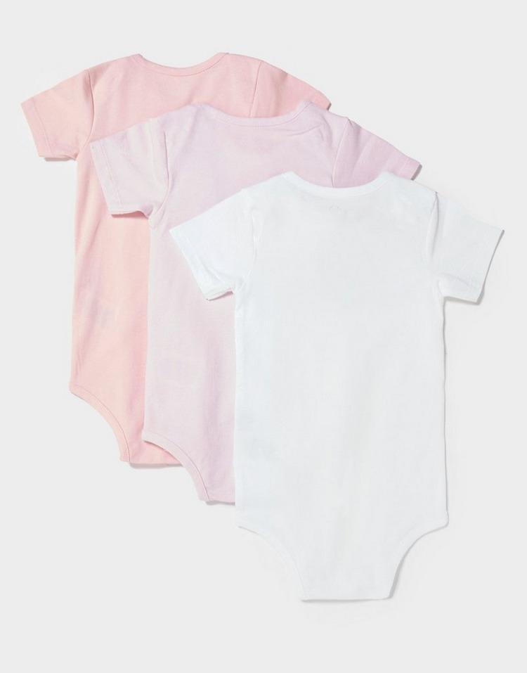Ellesse Girls' Amealio 3 Pack Bodysuits Infant