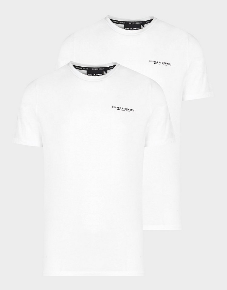 Supply & Demand 2-Pack T-Shirts