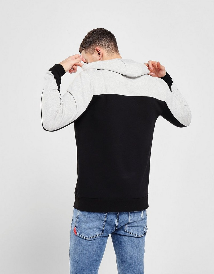 11 Degrees Colour Block Overhead Hoodie