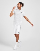 11 Degrees Vertical Stripe T-Shirt