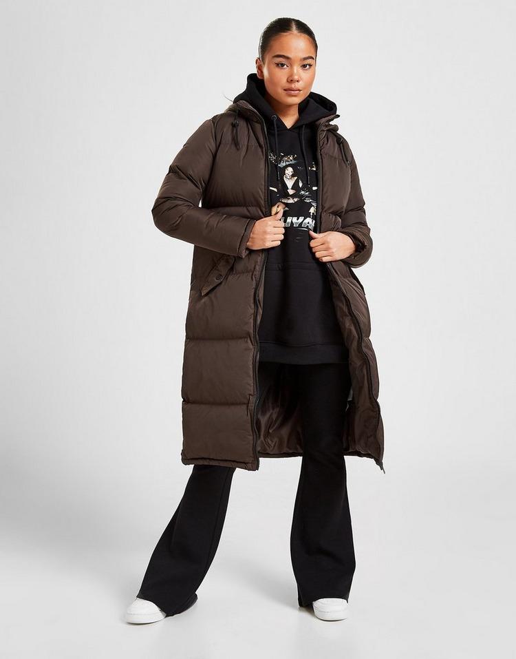 Supply & Demand Longline Padded Jacket