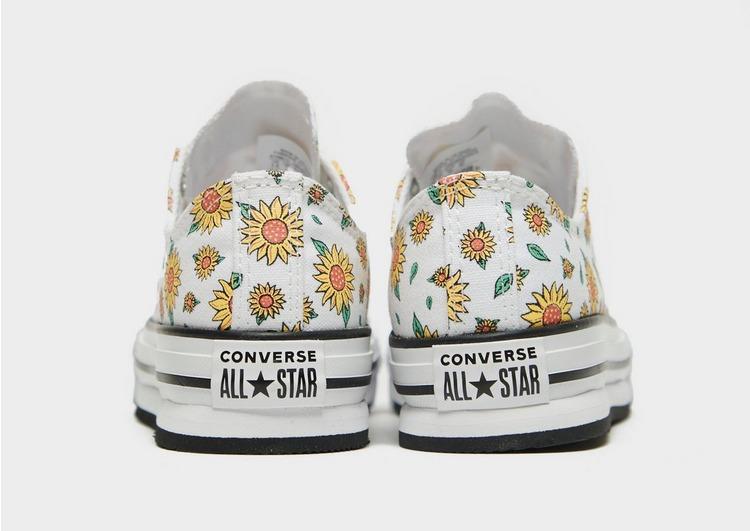 Converse All Star Ox Platform Children