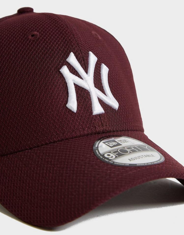 New Era MLB New York Yankees 9FORTY Diamond Cap
