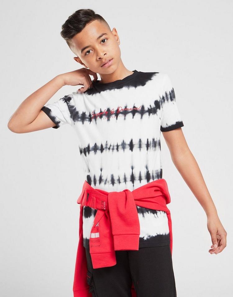 Supply & Demand Trill Tie Dye T-Shirt Junior