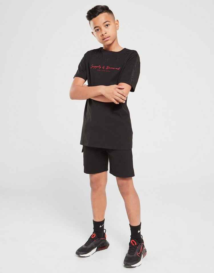 Supply & Demand Signature T-Shirt Junior